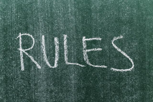 ルールのイメージ画像